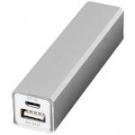 Aluminiowy akumulator powerbank volt 2200mah - Zdjęcie