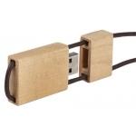 Pendrive drewniany - Zdjęcie