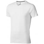 T-shirt z dekoltem w serek kawartha