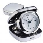 Metalowy zegar podróżny LAUSANNE