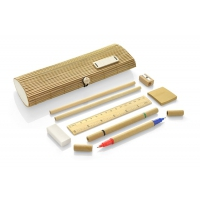 Piórnik bambusowy TITA
