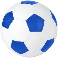 Curve football #5 royal/white