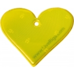 Odblask Heart - Zdjęcie