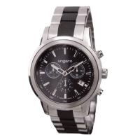 Zegarek z chronografem Alessandro Black