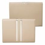 Etui na iPad'a Sienna Nude - Gold