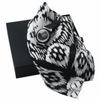 Zestaw apaszka Goccia + zegarek Diadema Black