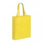 Torba eko na zakupy, żółty