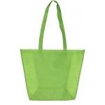 Torba eko na zakupy i plażę, zielony
