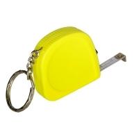 Brelok z miarką 2 m Just, żółty