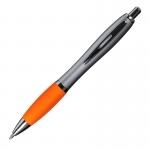 Długopis San Jose, pomarańczowy/srebrny