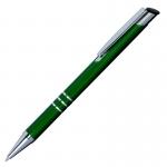 Długopis Lindo, zielony