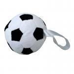 Maskotka Soccerball, biały/czarny