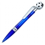 Długopis Kick, niebieski