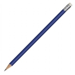 Ołówek drewniany, granatowy