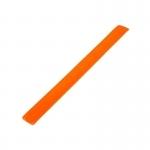 Opaska odblaskowa 30 cm, pomarańczowy