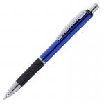 Długopis Andante, niebieski/czarny