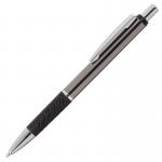 Długopis Andante, grafitowy/czarny