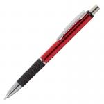Długopis Andante, czerwony/czarny