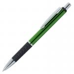 Długopis Andante, zielony/czarny