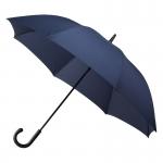Elegancki parasol Lausanne, granatowy
