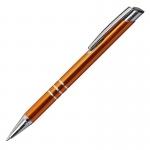 Długopis Lindo, pomarańczowy