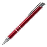 Długopis Lindo, czerwony