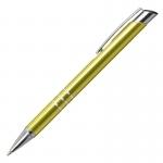 Długopis Lindo, żółty