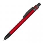 Długopis z rysikiem Tampa, czerwony