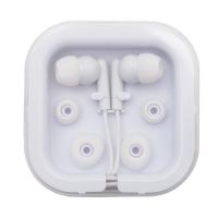Słuchawki Clear Sound, biały