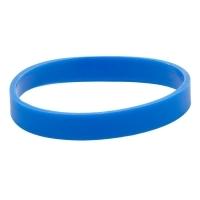 Ozdobna opaska na kubek izotermiczny, niebieski