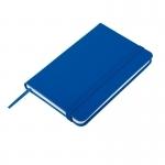 Notatnik 90x140/80k kratka Zamora, niebieski