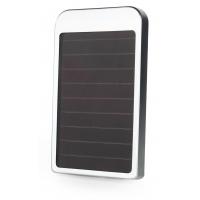 Metalowy Power Bank Solarny 5000mAh