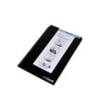 Zestaw infiniteBook A5 Czarny