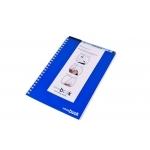 Zestaw infiniteBook A5 Niebieski