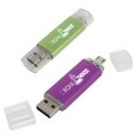 Pendrive z micro USB i USB (10024mc) 4GB