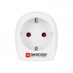 Adapter EUROPA na USA bez USB SKROSS