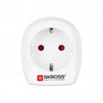 Adapter EUROPA na UK bez USB SKROSS