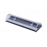 Plastikowe pudełko na długopis albo pióro - Zdjęcie