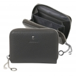 Mini wallet Beaubourg Grey