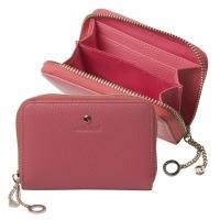 Mini wallet Beaubourg Corail