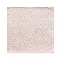 Silk scarf Hirondelle Light Pink