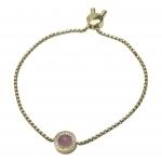 Bracelet Hirondelle Light Pink