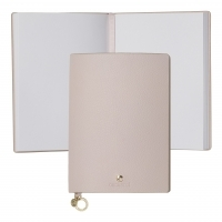 Note pad A6 Beaubourg Light Pink