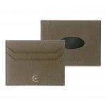 Card holder Hamilton Taupe