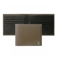 Card wallet Hamilton Taupe