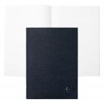 Note pad A6 Hamilton Dark Blue