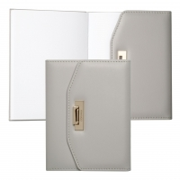 Note pad A6 Fermoir Galet