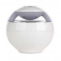 Podświetlany okrągły głośnik Bluetooth