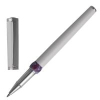 Pióro kulkowe/długopis żelowy BLOSSOM BLANC
