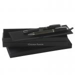 Zestaw LPBR568 - długopis LSW5684 Derby Pad + pióro kulkowe LSW5685 Derby Pad